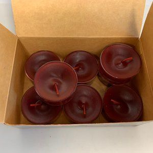 Partylite Tealight Candles Raspberry Mulberry Reti